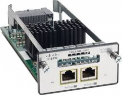 C3KX-NM-10GT-Two-Port-10G-BaseT-Network
